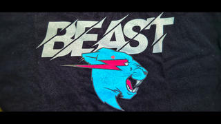 Mr Beast Official Reflective Beast Tee Review