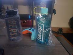 Mr Beast Official 'Beast' 32oz Narrow Mouth Nalgene Review