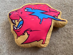 Mr Beast Official Frosted Beast Plush Pillow Review