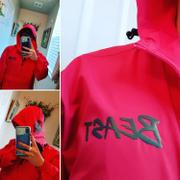 Mr Beast Official 'Beast' Spectrum Reflective Champion Packable Anorak - Red Review