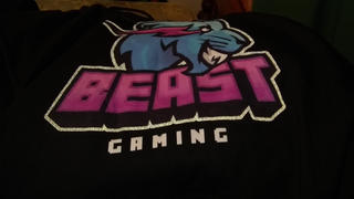 Mr Beast Official Beast Gaming Reflective Hoodie Review