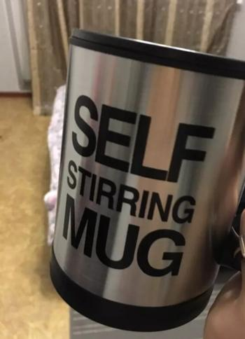 Kitchen Groups Automatic Self Stirring Mug Review