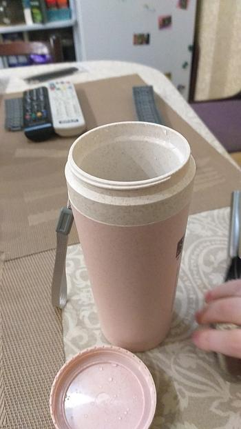 Kitchen Groups Eco-Friendly Lid Wheat Straw Double Insulated Tumbler Review