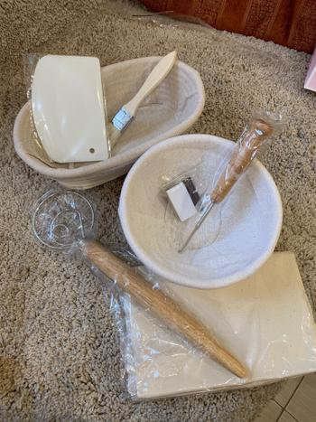 Kitchen Groups 7pcs Dough Proofing Set Review
