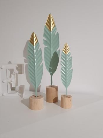 Kitchen Groups Modern Feather Wooden Simple Miniature Decoration Review