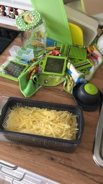 Kitchen Groups Dicing Blades Mandoline Slicer Review