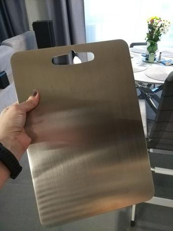 Kitchen Groups Stainless Steel Chopping Block Review