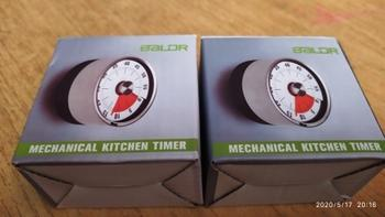 Kitchen Groups Stainless Steel Mechanical Kitchen Countdown Timer Review