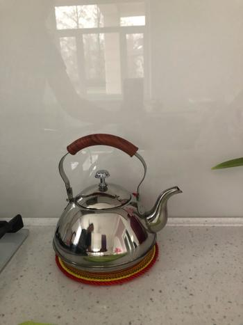 Kitchen Groups Whistling Drink Pot With Handle Review