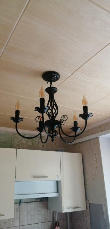 Kitchen Groups Retro Chandelier Light Review