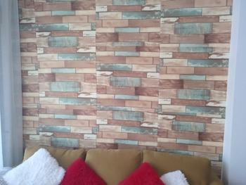 Kitchen Groups 3D Brick Wall Stickers Review