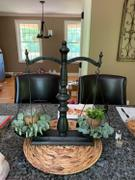 Countryside Home Decor Decorative Balance Scale Review