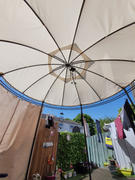 Gazebo Spare Parts Canopy for 3m Round Patio Gazebo - Two Tier Review