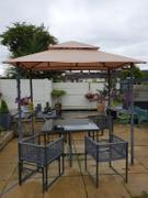 Gazebo Spare Parts Canopy for 2.5m x 1.5m Patio Gazebo - Two Tier Review