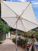 Gazebo Spare Parts Canopy for 3m Round Parasol/Umbrella - 6 Spoke Review