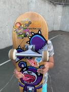 Bryan Tracey SkateXS Purple Panda Beginner Complete Skateboard for Kids Review
