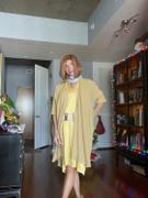 Miranda Bennett Studio, LLC Everyday Dress, Silk Charmeuse in Badlands Review