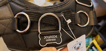 Joyride Harness Star Pink Harness Review