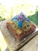 Vinaya Tree of Life Orgone Pyramid Review