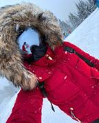 Holland Cooper Ventina Puffer (Red) Review