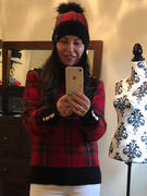 Holland Cooper Heritage Knit Jumper (Red Tartan) Review