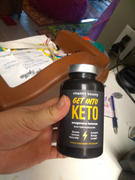 Vitamin Bounty Get Into Keto - Exogenous BHB Ketones Review