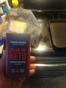 Vitamin Bounty Burn On Keto - Calorie Burning Thermogenic Review