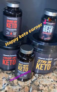 Vitamin Bounty Crush On Keto - Cherry BHB Pre-Workout Review