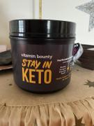 Vitamin Bounty Stay In Keto - MCT Oil Powder Review