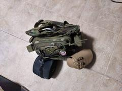 Game Plan Experts VISM by NcSTAR CVFRB2918WC PVC FIRST RESPONDERS BAG/WOODLAND CAMO Review