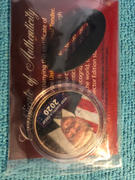Proud Patriots Donald Trump 2020 Keep America Great Authentic JFK Half Dollar Review