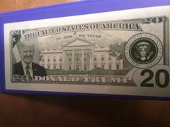 Proud Patriots Donald Trump 2020 Genuine Legal Tender $20 U.S. Bill - Only 2,020 Ever Created! Review