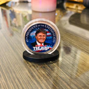 Proud Patriots Donald Trump - Limited Edition - Authentic JFK Half Dollar Review