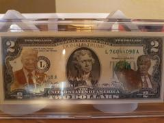 Proud Patriots Donald Trump - Gold Foiled - Genuine Legal Tender U.S. $2 Bill Review