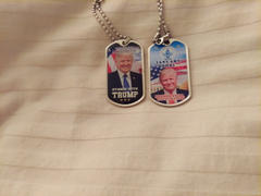 Proud Patriots 2021 Inauguration Dog Tag Review