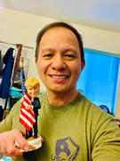 Proud Patriots Trump 2020 Bobblehead Review