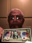Proud Patriots Trump vs. Biden - Genuine Legal Tender U.S. $2 Bill Review
