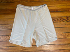 Undersummers by CarrieRae Classic Shortlette Anti Chafing Slipshort 6.5 Length (Ecru) Review