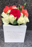 Spoken Gifts Personalised Memorial Flower Vase Review