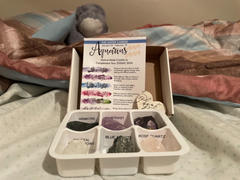Heritage Apothecary Aquarius Zodiac Stone Set Review