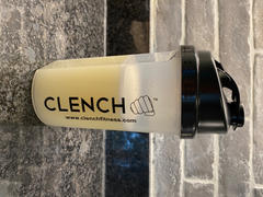 Clench Fitness Shaker Cup 25 oz (740 mL) Review