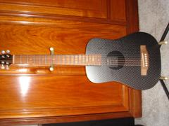 KLŌS Guitars KLOS Carbon Fiber Acoustic Travel Guitar - B Stock Review
