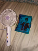 The Daebak Company TWOTUCKGOM Cuddly Handy Fan Review
