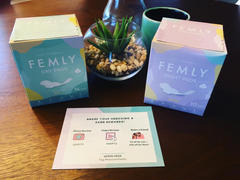 Femly  Night Pads-100% Pure Cotton Review