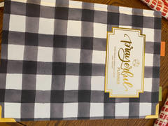 Prayerful Planner WEEKLY Prayerful Planner - UNDATED Farmhouse Plaid Review