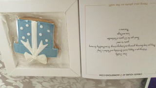 Morse Toad Personalised Emoji Biscuit Gift Review