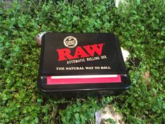 SMOKEA® Raw 79mm Adjustable Automatic Rolling Box Review