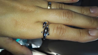 Beachware.co Dolphin Ring Review