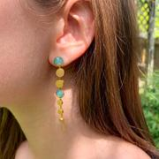 By Aris Cleo Earrings Review