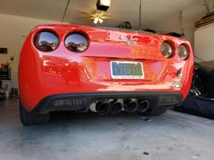 CORSA PERFORMANCE Xtreme Sound Level (21010) 2.5 IN Axle-Back Twin 4.5 IN Tips 2005-2008 Corvette C6 Review